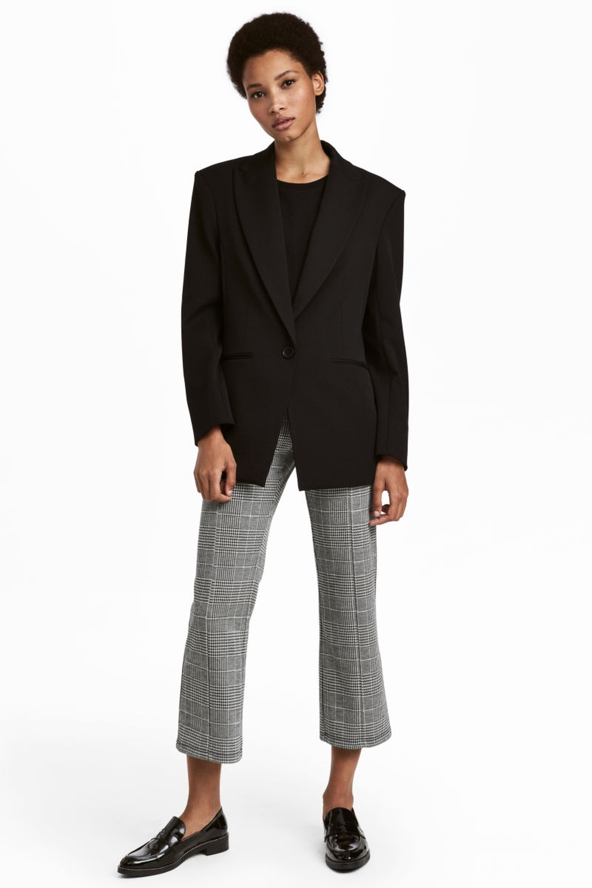 5c9787ef5a7b5 ... Ankle-length pants at HM, also available in black for $19.99 today. (HM)