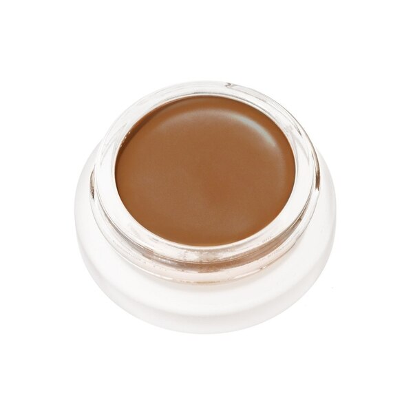 Un Cover-Up in 66, a deep warm amber. (RMS Beauty)