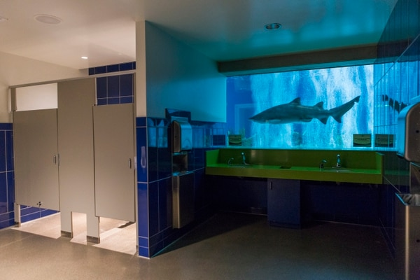 You can vote for America s Best Bathroom through October 27 here  The  winner will receive  2 500 in facility services or restroom cleaning from  Cintas. Portland s Off the Waffle Might Have the Best Bathroom in America