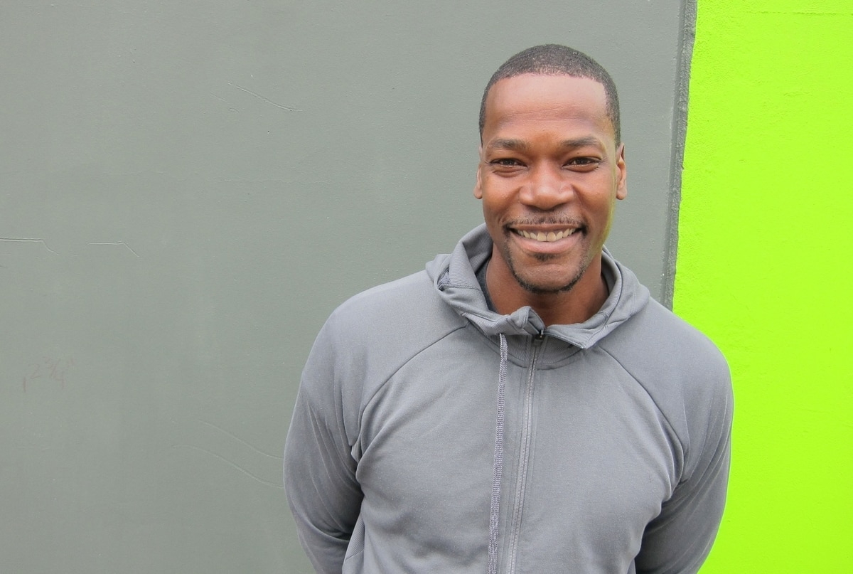 Former Blazers Player Cliff Robinson Debuts His Cannabis Products
