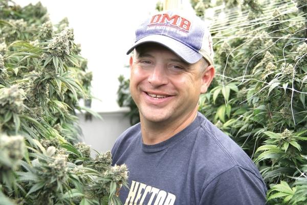 Jesse Peters (Courtesy of Eco Firma Farms)