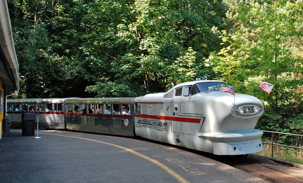 Metro President Says Portland Leaders Won't Restore the Zoo Train