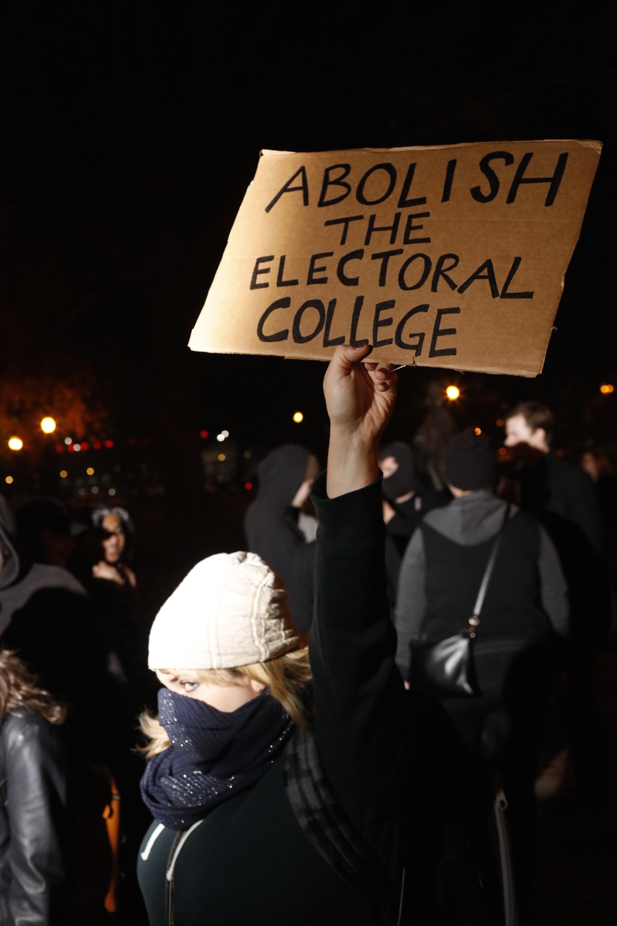 why electoral college has not been abolished