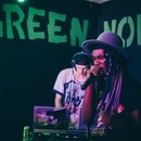 [E]mpress performing at a Green Noise in-store show in 2018 (Sam Gehrke)