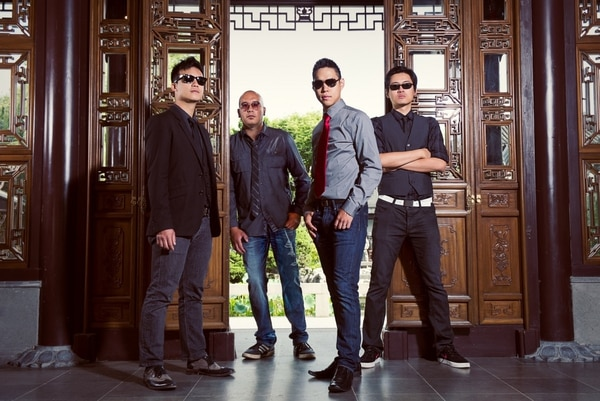 The Slants. IMAGE: Courtesy of In Music We Trust PR.
