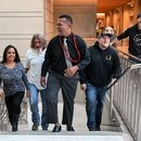 "Tusitala ""Tiny"" Toese appeared in court for a hearing Oct. 7 on an assault charge. (Justin Katigbak)"