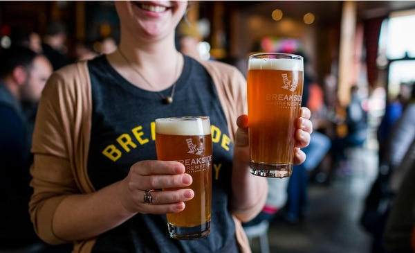 Portland's Breakside Brewing will save $90,000 next year thanks to the congressional tax bill, estimates brewmaster Ben Edmunds. (Nashco)