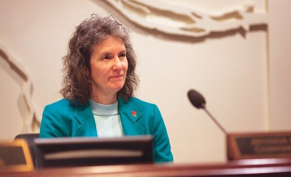 City Commissioner Amanda Fritz