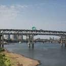 Marquam Bridge. (Emily Bernard Stevens)
