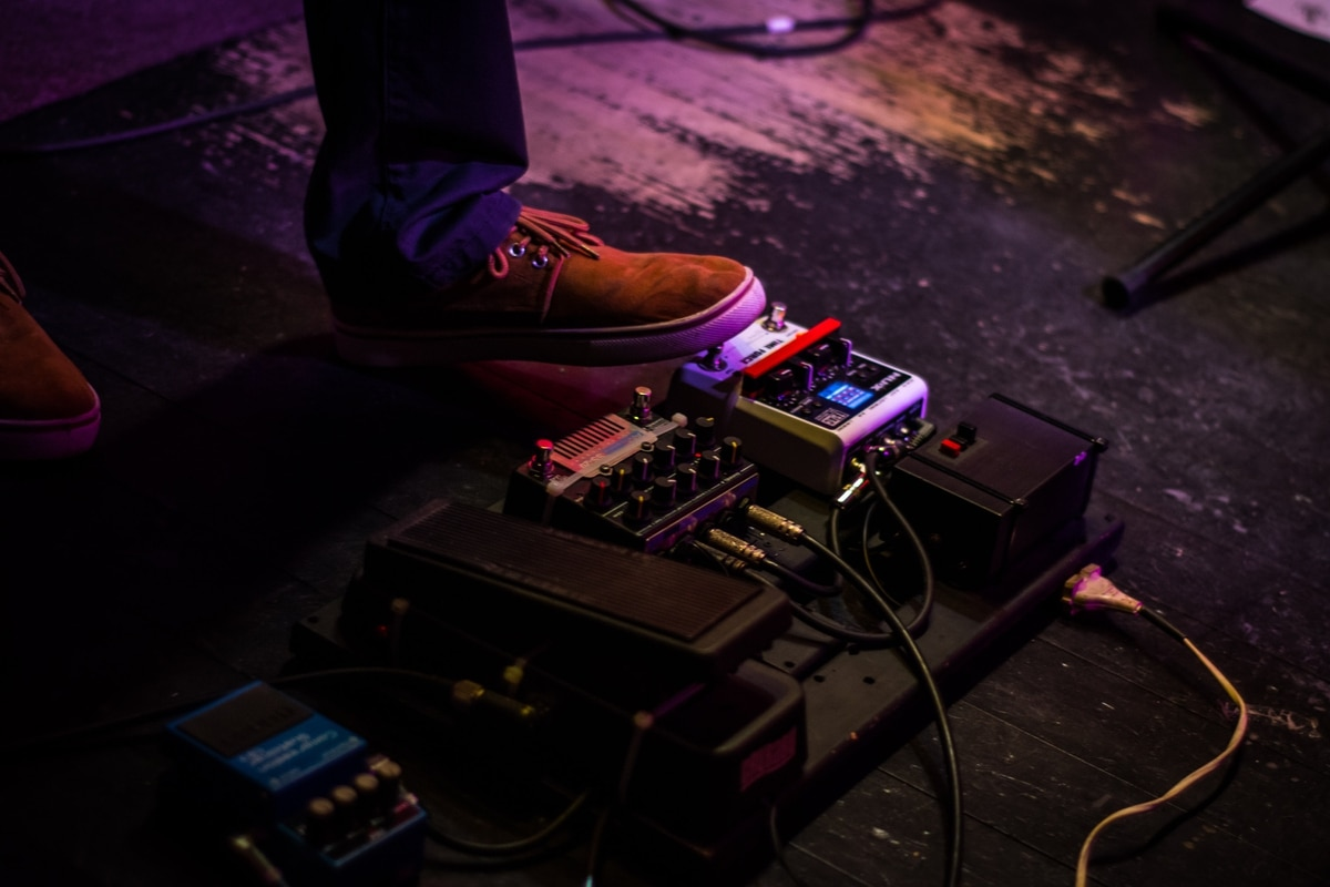 Portland Produces Some of the Best Guitar Pedals in the