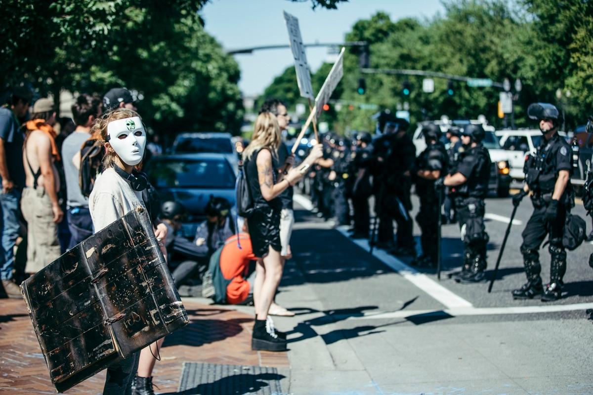 Portland Police Chief Danielle Outlaw's Provocative
