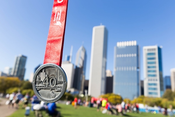 Chicago Marathon 2017. (Marco Verch)