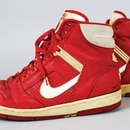 Nikes worn by Terry Porter.
