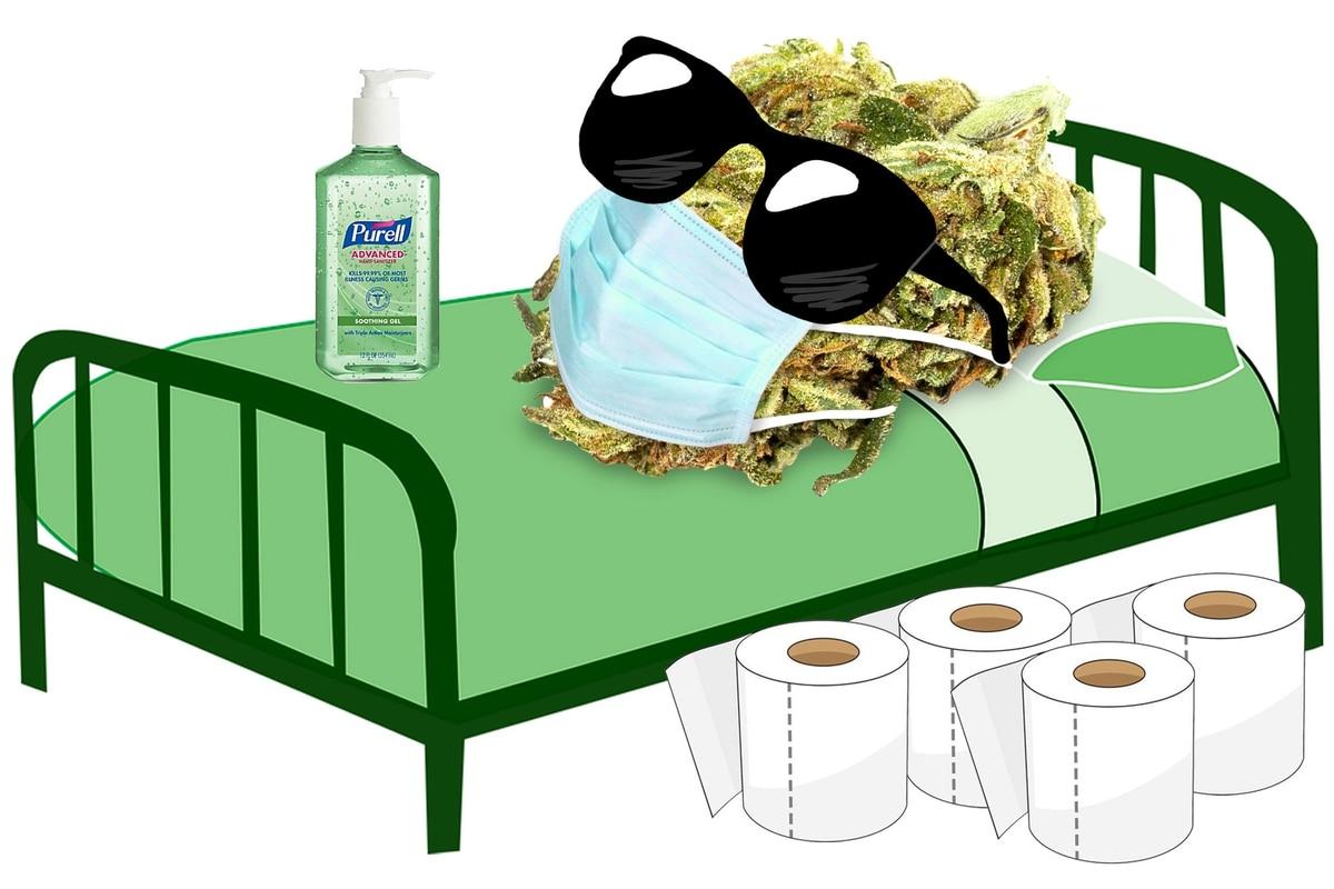 Cannabis Won't Cure Coronavirus, but It Can Help Ease Certain Flu ...