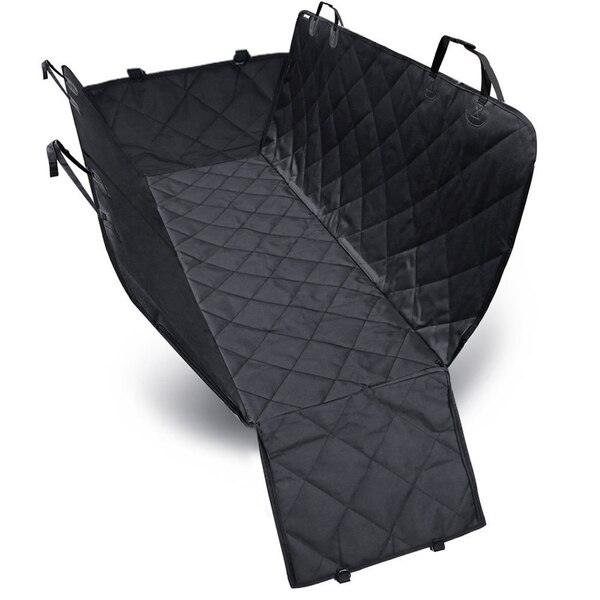 Protect your back seat from hair, mud and everything else. (Amazon)