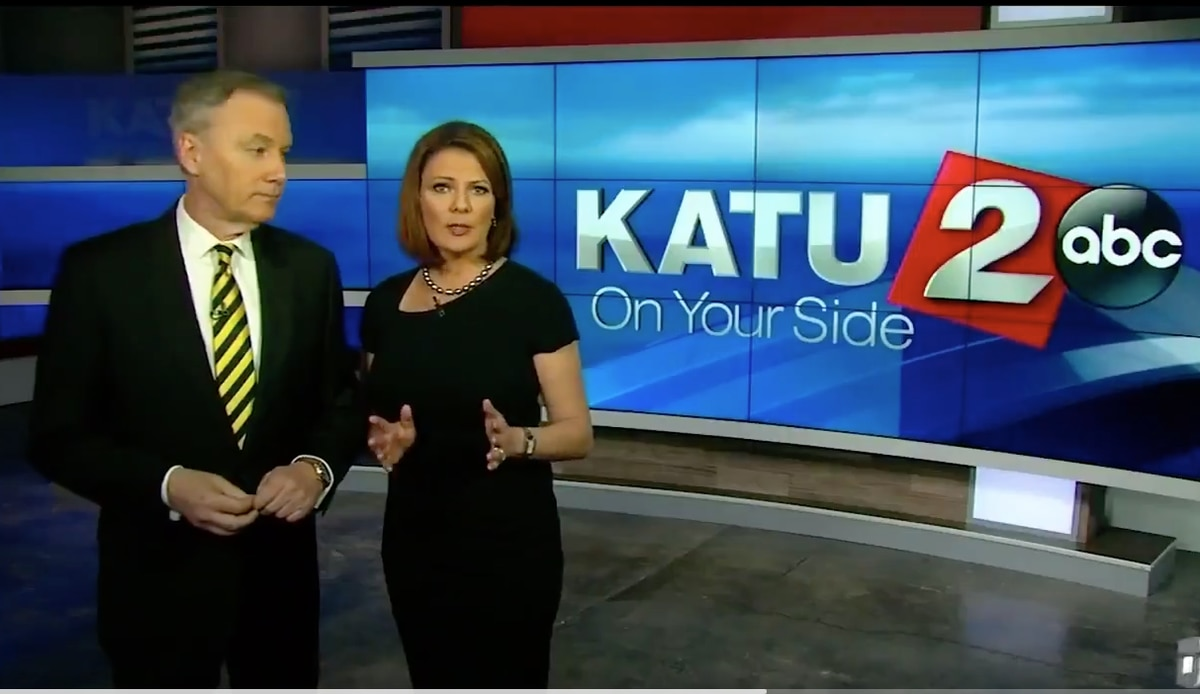 Portland's KATU-TV Among the Stations That Read Sinclair's