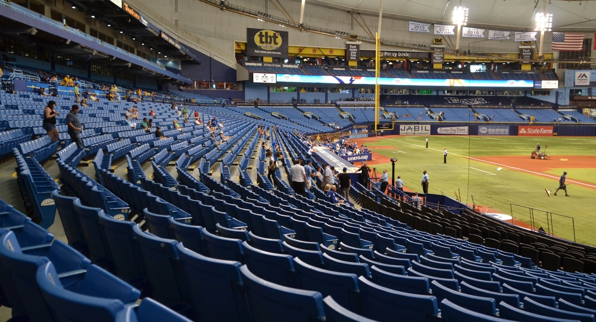 Tampa Bay Rays Unveil New Stadium Proposal for One of the ...
