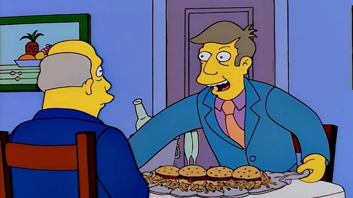 """Portland-Based """"Simpsons"""" Writer and Fast Food Critic Bill"""
