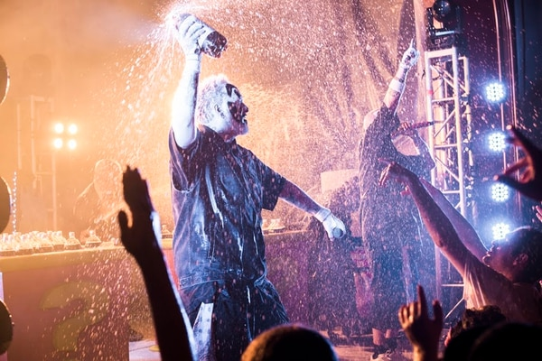 Insane Clown Posse at Hawthorne Theater on May 31. IMAGE: Thomas Teal.