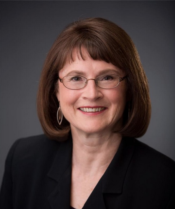 Senate Majority Leader Ginny Burdick