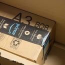 Amazon boxes. (quotecatalog.com.)