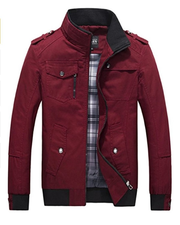 Our writer GUARANTEES you will get laid if you wear this jacket!! (Amazon)