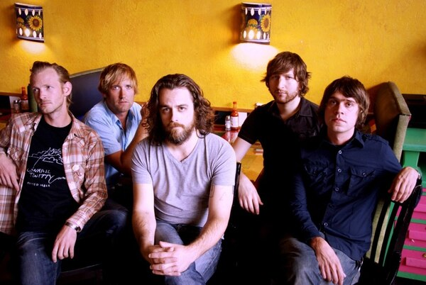 Minus the Bear plays Wonder Ballroom tonight. IMAGE: Courtesy of William Morris Entertainment.