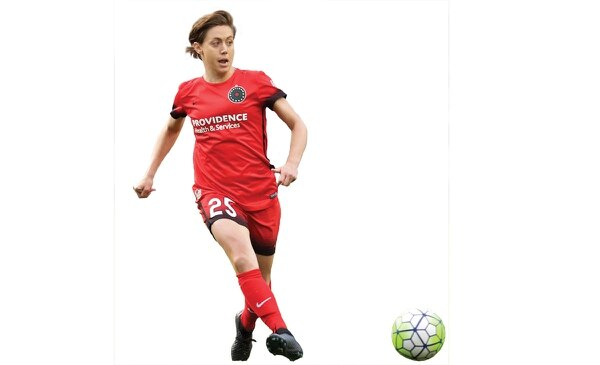 (courtesy Portland Thorns)