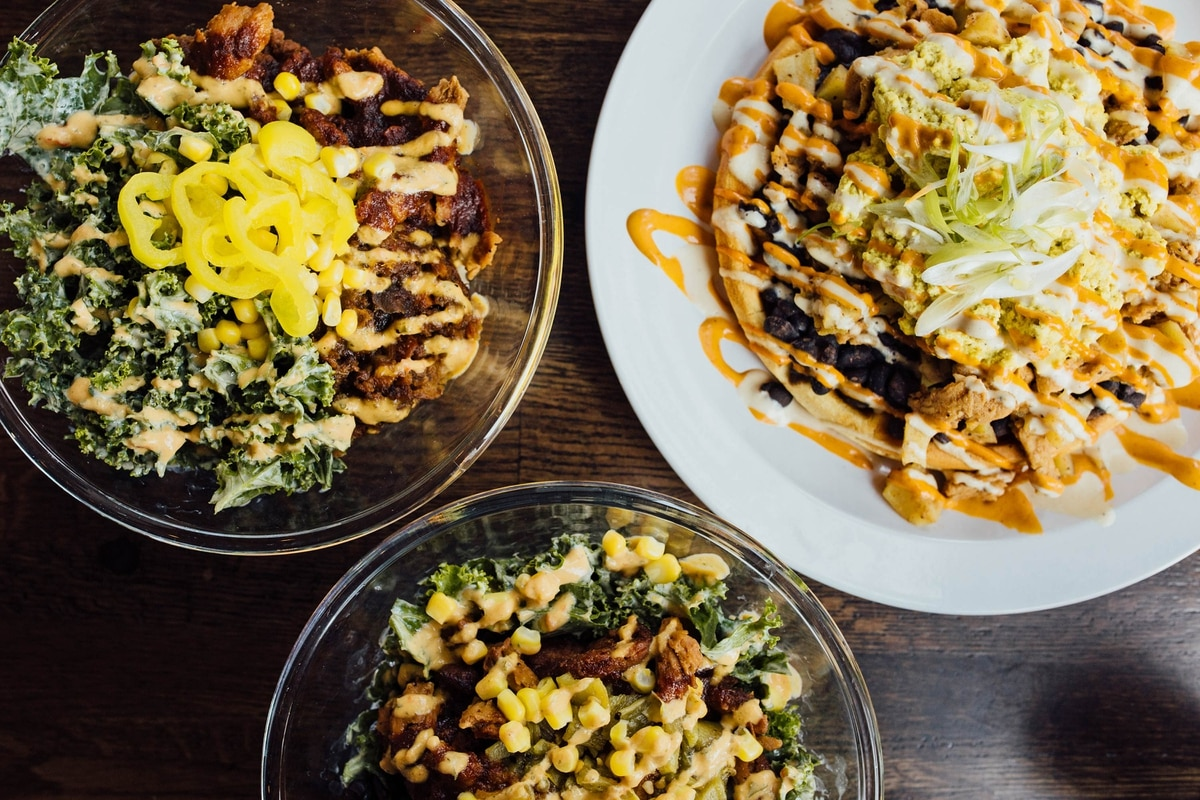 Two New Vegan Restaurants Expand Portland S Plant Based Offerings Willamette Week