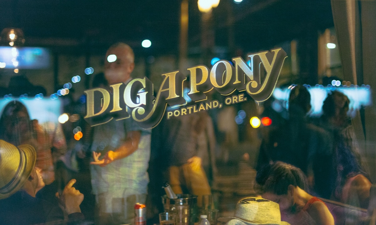 Dig a Pony is Portland's Late-Night Clearing House