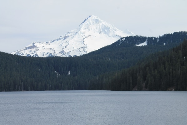 Mount Hood and the Bull Run Watershed (Aaron Mesh)