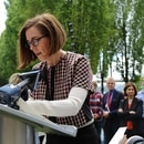 Oregon Gov. Kate Brown. (Office of the governor.)