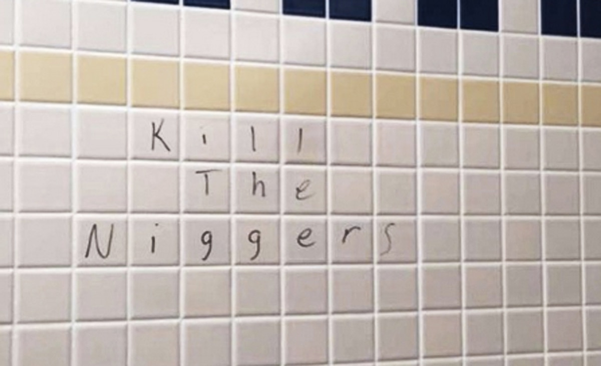 New Racial Slurs Written On Bathroom Walls Roil Lake Oswego High