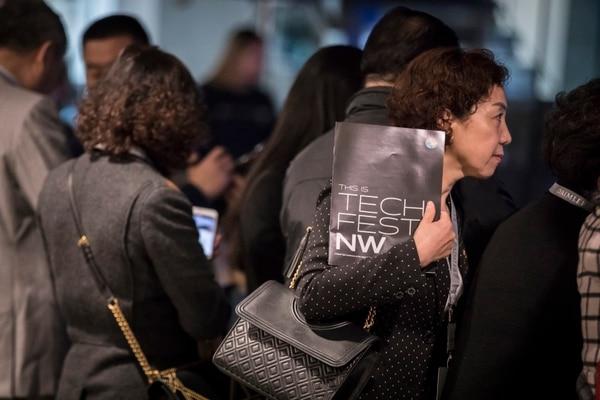 TechFestNW 2018 (Sam Gehrke)