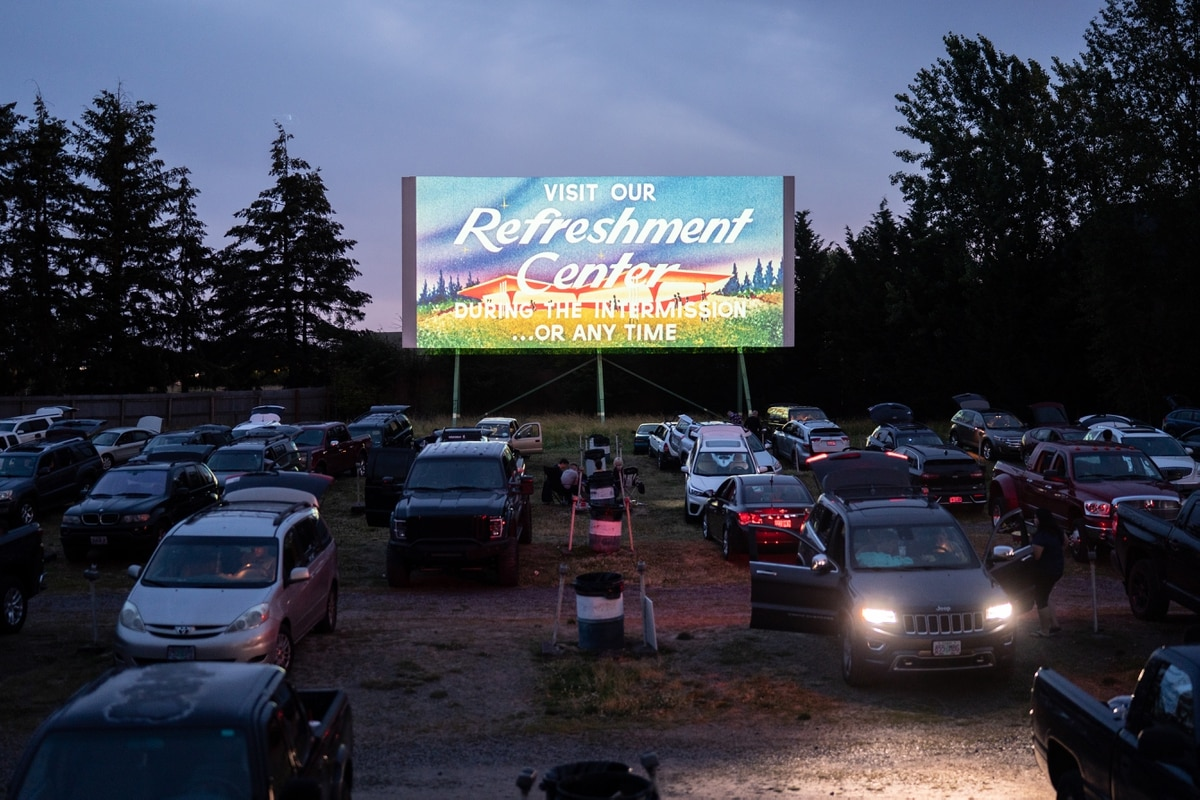 Hollywood Theatre S Pdx Drive In Movie Spectacular May Be Sold Out But You Can Still Score Tickets Willamette Week