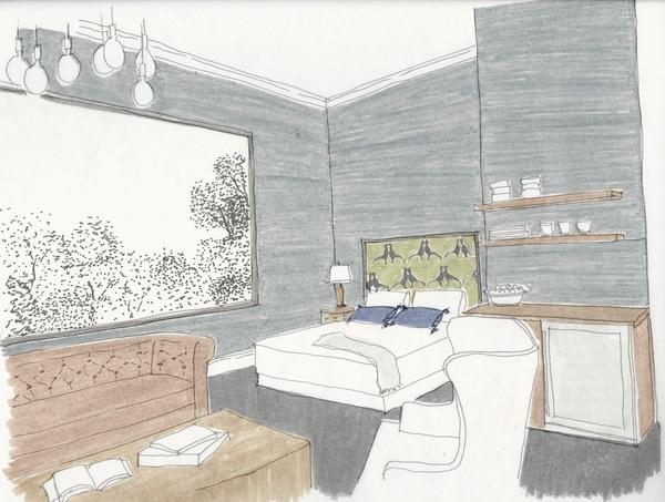 (Christina Tello Interior Design)
