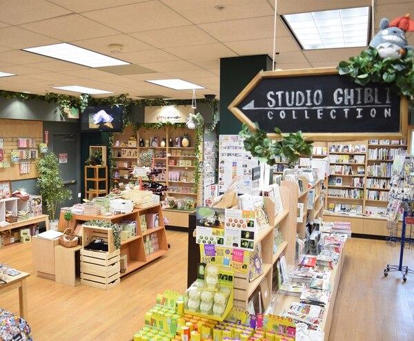 Kinokuniya's San Francisco Store (courtesy of Kinokuniya USA).