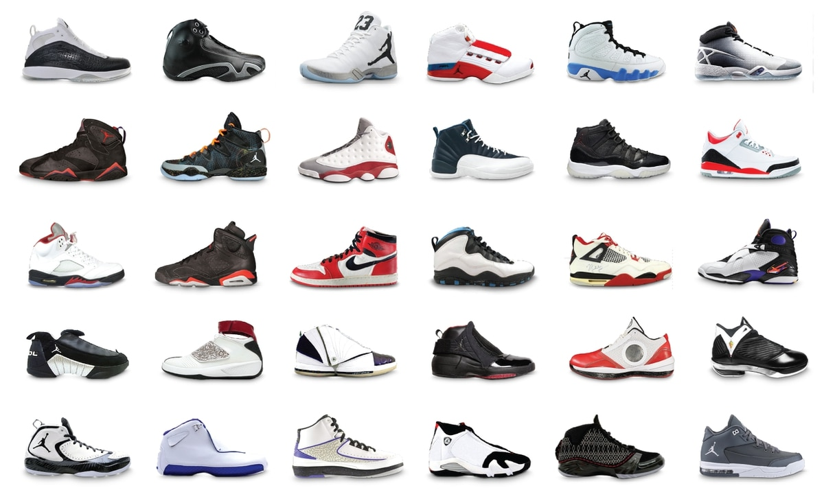 design de qualité 1357c 87eff Every Style of Air Jordans, Ranked - Willamette Week