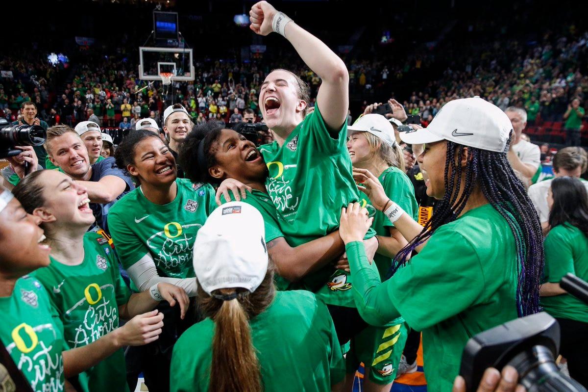 University Of Oregon Girls