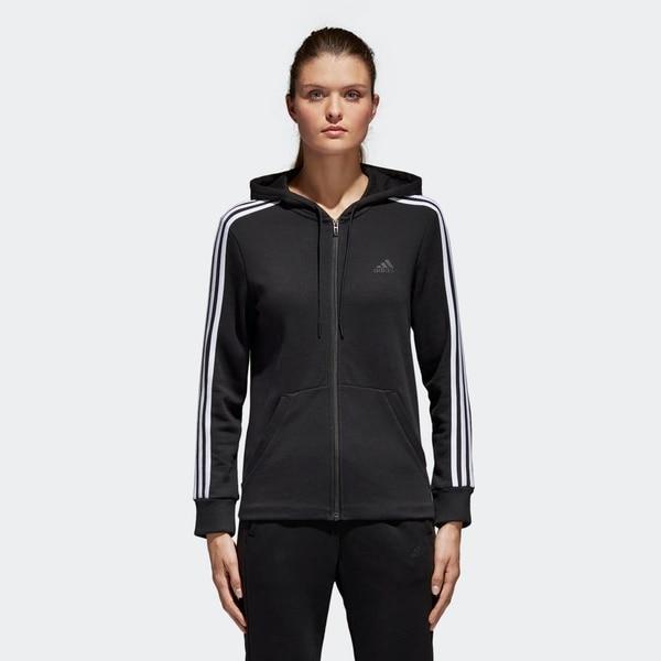 Look like this intense model in this badass hoodie. (Adidas)