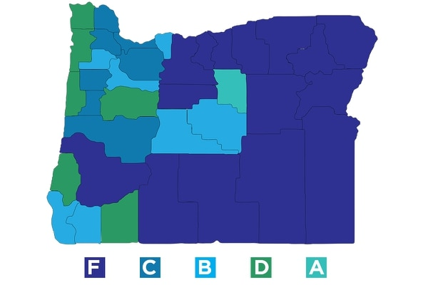 GPS data shows EasternOregon isn't listening tosocial distancing directives.
