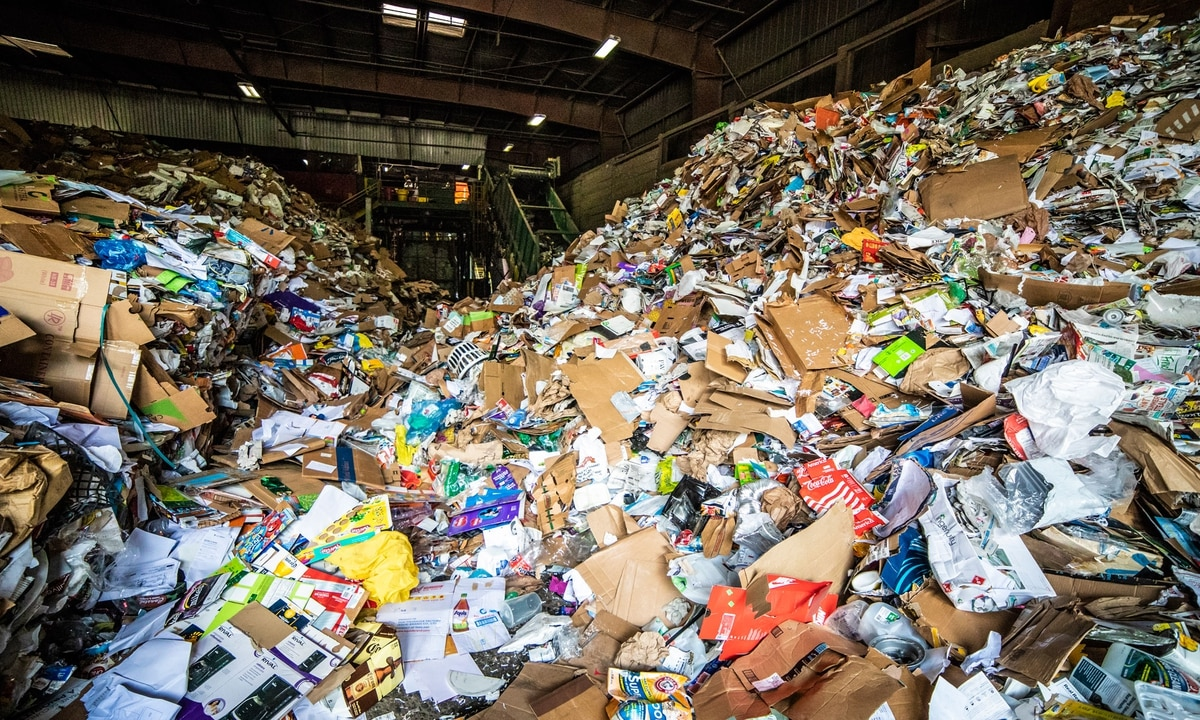 Recycling Is Religion in Portland  But It's in Crisis