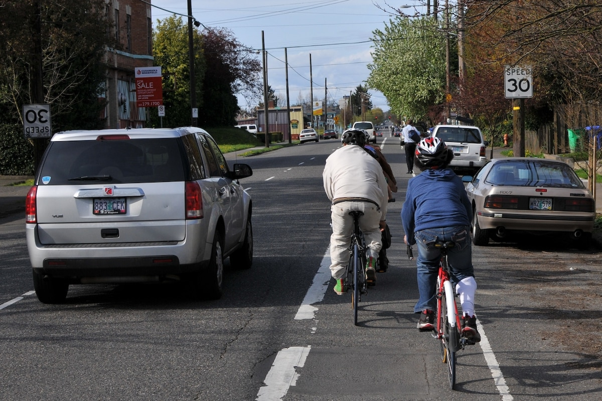 Cyclist Killed by Driver in Southeast Portland. Police Say the Driver Was Drunk.