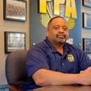 THE BOSS: PPA president Daryl Turner, 61, will step down in November after 10 years atop the union.