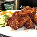 Pok Pok's famous fish sauce wings. IMAGE: Heather Case.