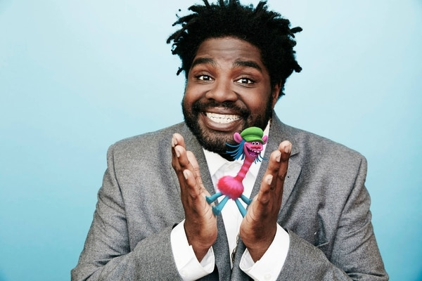 Ron Funches in Trolls – image from Dreamworks Entertainment