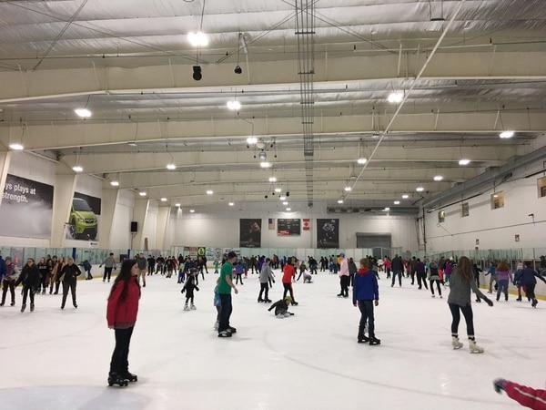 Sherwood Ice Arena/Facebook