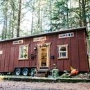 A tiny home near Portland. (Christine Dong)