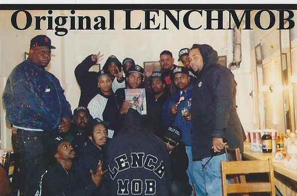 The original Lench Mob. IMAGE: Courtesy of J Dee.