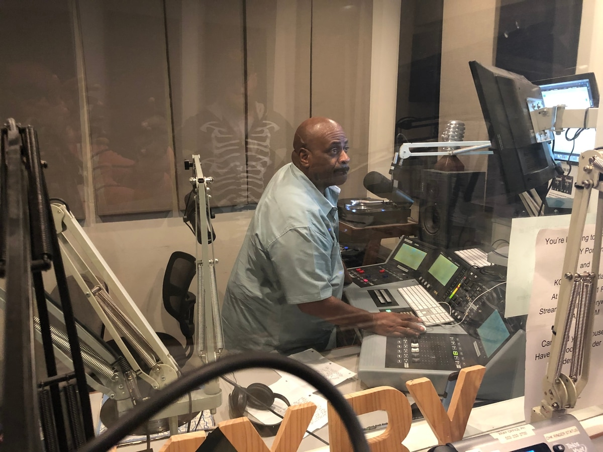 Portland's Only All-Black Radio Station Aims to Be as